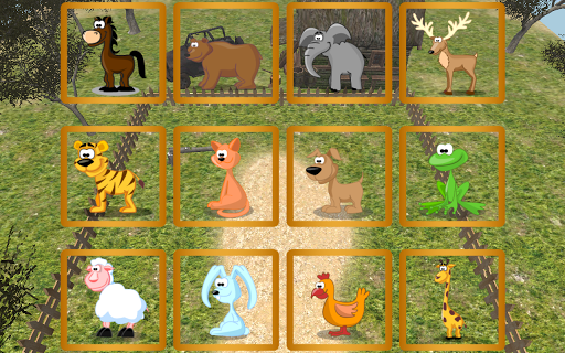 3D Animals for Kids