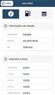 Diario do Carro Mobile- screenshot thumbnail