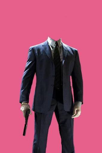 Man Carnival Photo Suit