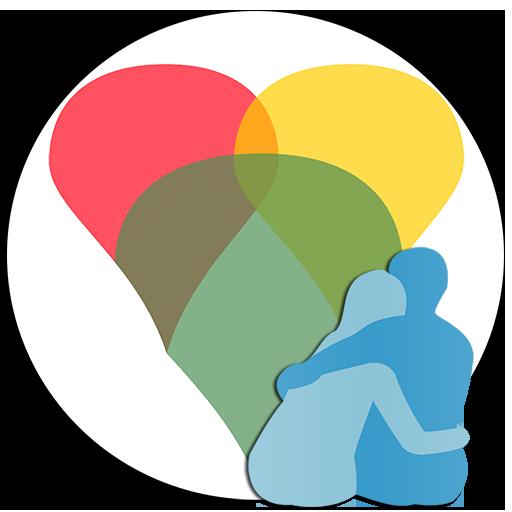 Chatea, Liga, WhatsChat Gratis LOGO-APP點子