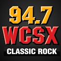 94.7 WCSX icon