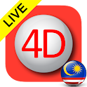 Best Live 4D Result Malaysia icon