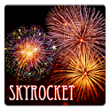 3D Skyrocket Live Wallpaper