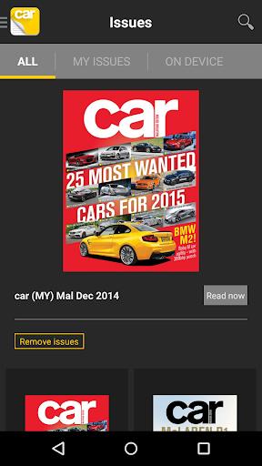 CAR Malaysia