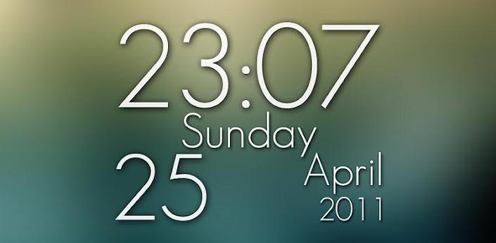 Super Clock Wallpaper Pro apk