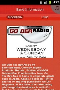 GO DER RADIO - screenshot thumbnail