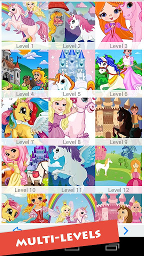 Princess and Her Little Pony