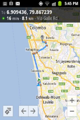 【免費旅遊App】City Directions of Colombo-APP點子