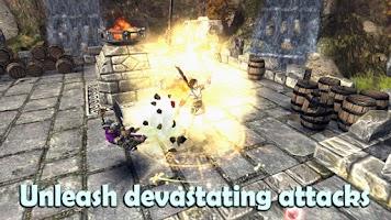 Screenshot of Reign of Amira™: TLK