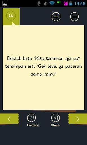 Kata Kata Lucu 70618 Android Descargar Apk