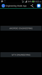 MTK Engineering Mode- screenshot thumbnail