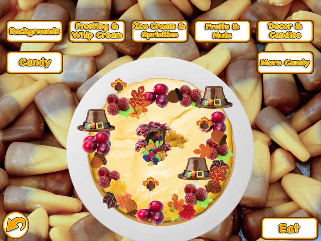 Thanksgiving-Cake-Maker 21