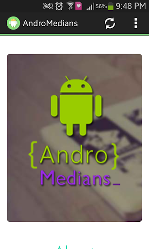 AndroMedian :Android Resources