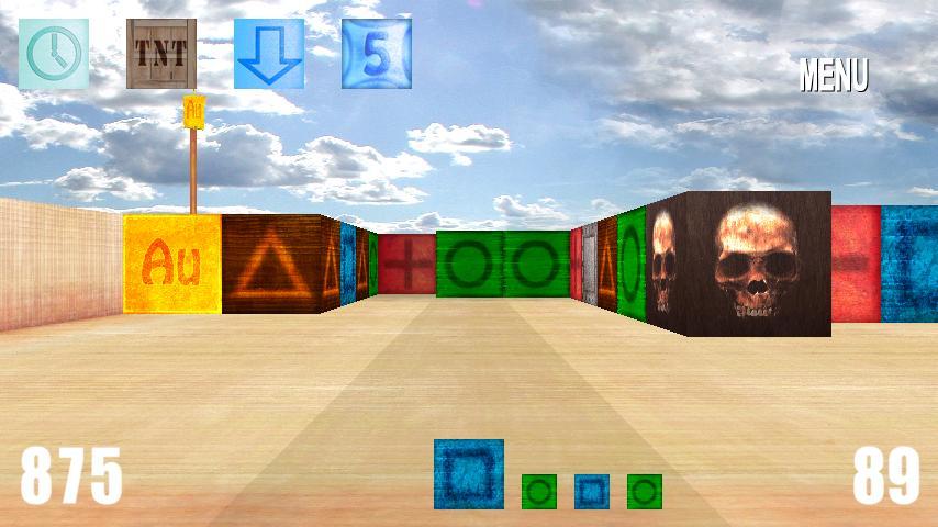 Blockfest Deluxe- screenshot