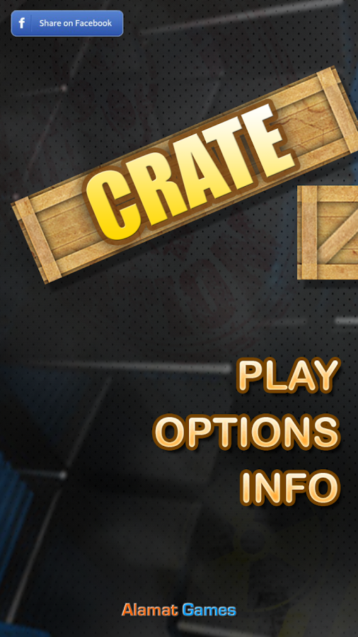Crate- screenshot