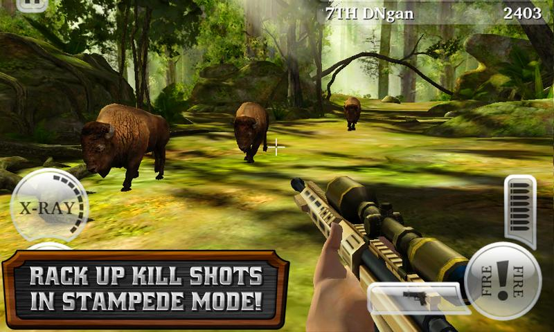 DEER HUNTER RELOADED - screenshot