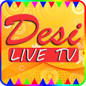 Desi Live TV icon