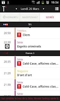 Screenshot of Programme TV par Télérama