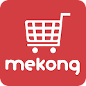 (mekong) shopping,info. icon