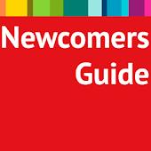 Newcomers Guide Frankfurt 2014