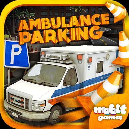 救護車停車3D 模擬 App LOGO-硬是要APP