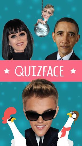 QuizFace : Celebs Picture Quiz
