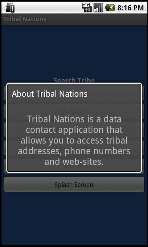 Tribal Nations Indian Tribes- screenshot
