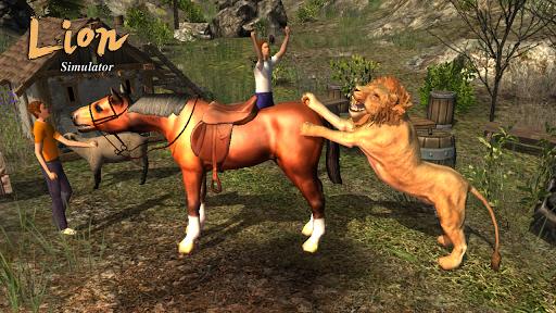 Lion Simulator 3D Adventure+