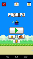 Screenshot of Flip Bird