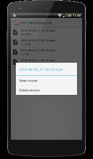 玩免費媒體與影片APP|下載Hidden Video Camera app不用錢|硬是要APP