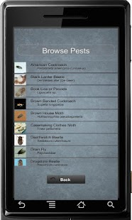 Collection Pests Reference - screenshot thumbnail
