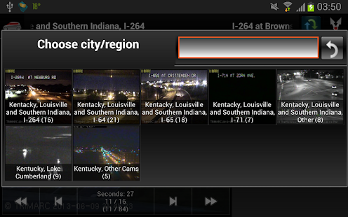 Cameras Louisville & Kentucky - screenshot thumbnail