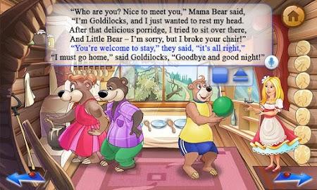 Goldilocks & Three Bears Book Screenshot 8