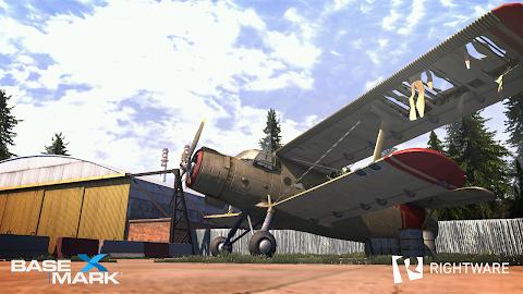 Basemark X Game Benchmark Screenshot 3