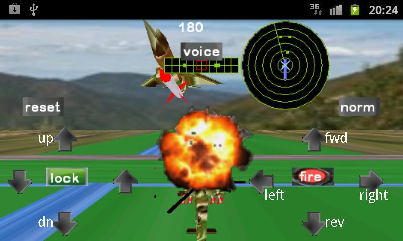 Armour Battle Helicopter- screenshot