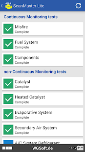 ScanMaster for ELM327 OBD-2 ScanTool- screenshot thumbnail