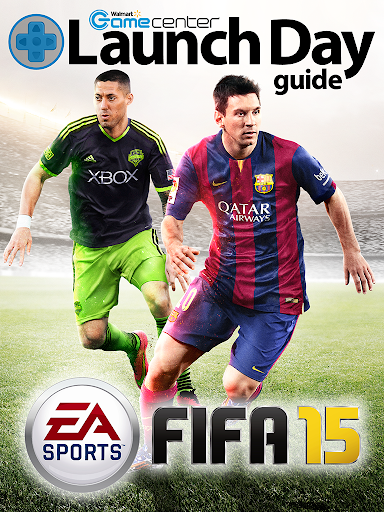 Launch Day App FIFA15