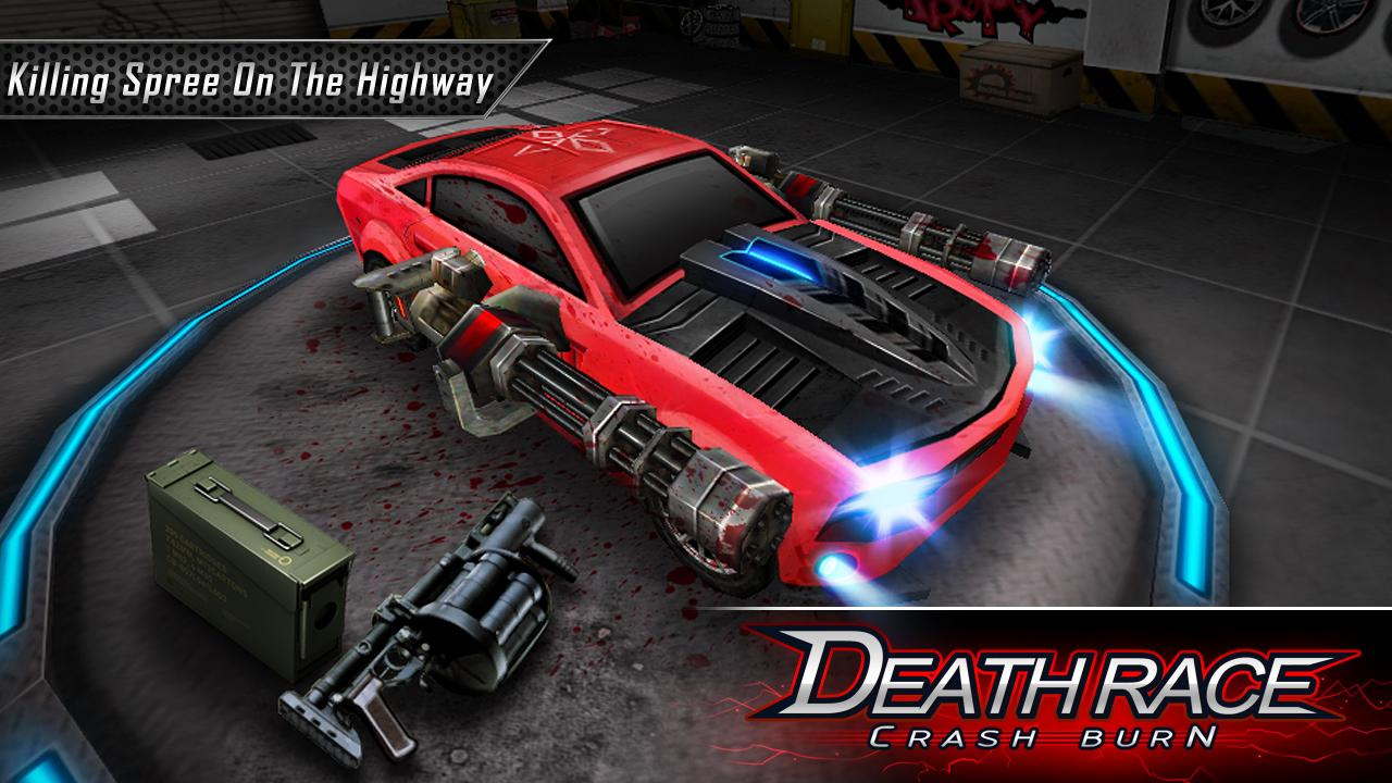 Death Race:Crash Burn - screenshot