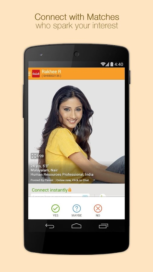 World s First Matrimony App with Video Profiles