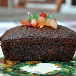 Individual Spiced Fruitcakes
