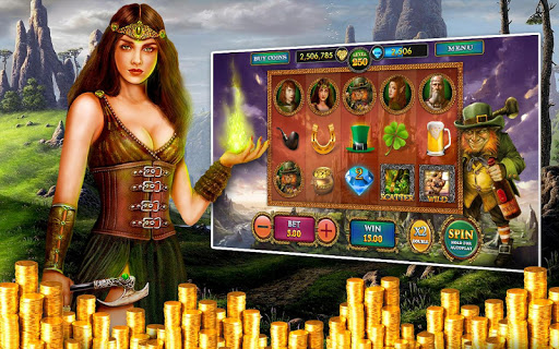 Irish Luck Slot - Vegas Pokies