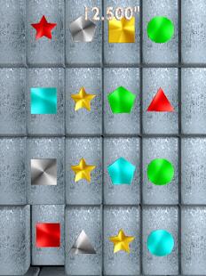 Frozen Tiles: Step to Match