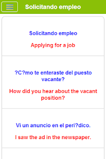 Learn Spanish - screenshot thumbnail