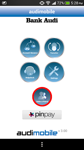 audimobile powered by PinPay