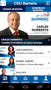 CDU Barreiro screenshot 1