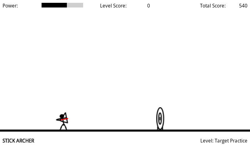 Stick Archer Demo - screenshot