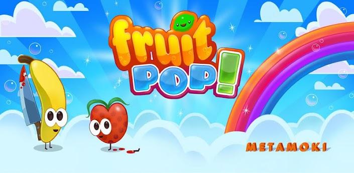 Fruit Pop - собери фрукты в линию