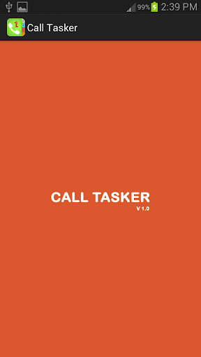 Call Tasker