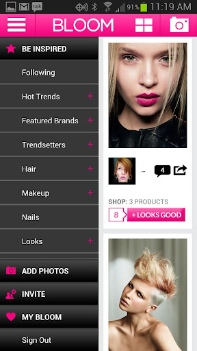 Bloom Beauty Trends