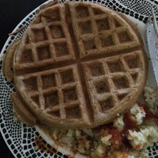 Chocolate Waffles II